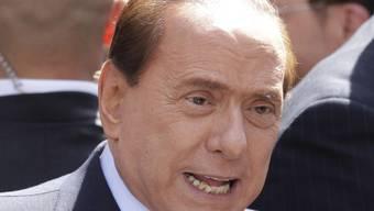 Silvio Berlusconi will sich jetzt wieder Milan widmen