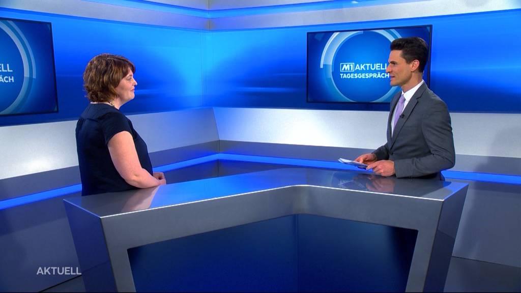 """Anita Hilario über die """"Taxi-Geburt"""" in Laufenburg"""
