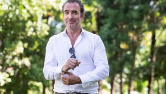 Sein Grinsen ist sein Markenzeichen: Schauspieler Jean Dujardin.