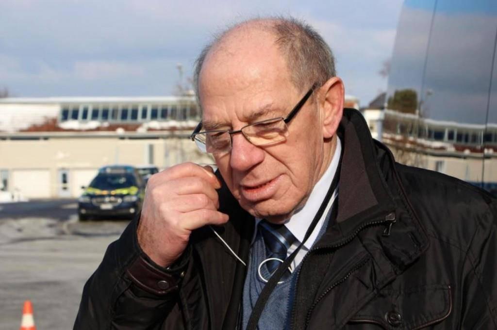 Robert Brunner ist während des WEF ein gefragter Mann. (© FM1Today/Archiv)