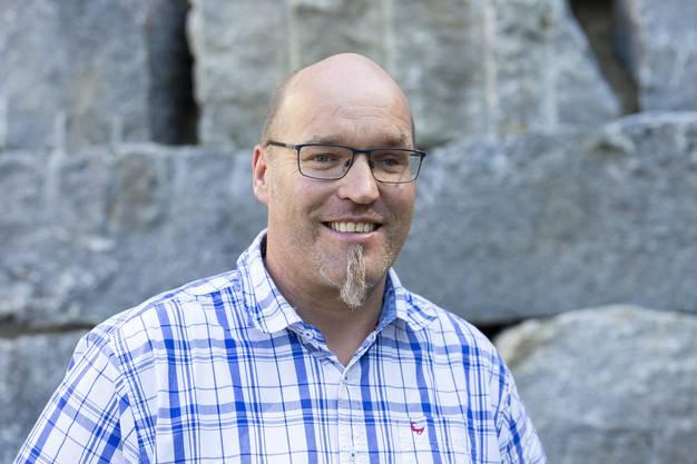 Joël Inniger, Leiter Tiefbau und Werke der Gemeinde Weiningen