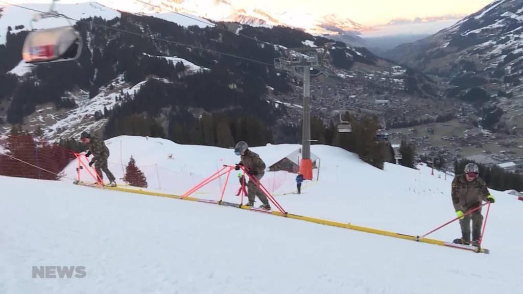 Auf Kurs: Vorbereitungen für Weltcup-Rennen laufen auf Hochtouren