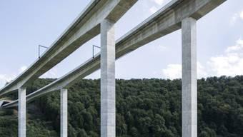 Die neue Legierung lässt sich auch für Beton-Brücken verwenden
