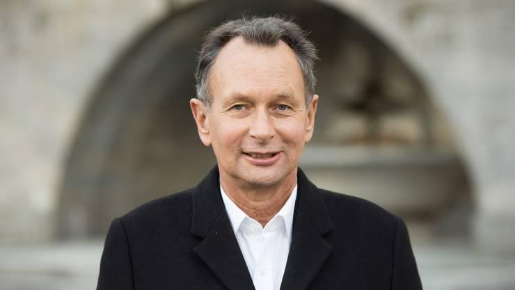 Philipp Müller, Ex-FDP-Präsident und Aargauer Ständerat.