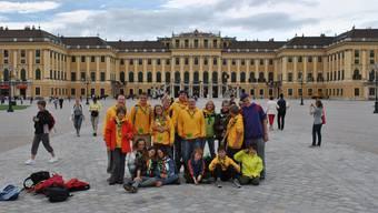 Neue Pfadi-Freunde in Österreich