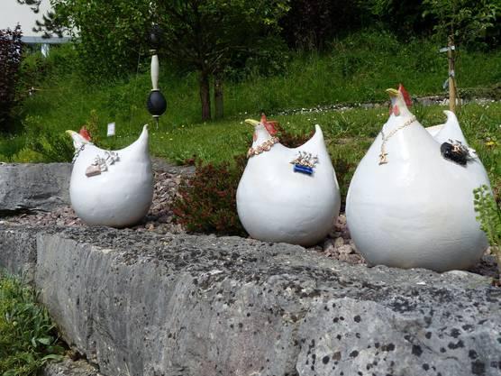 Hühner Madeleine Carabelli, Basel