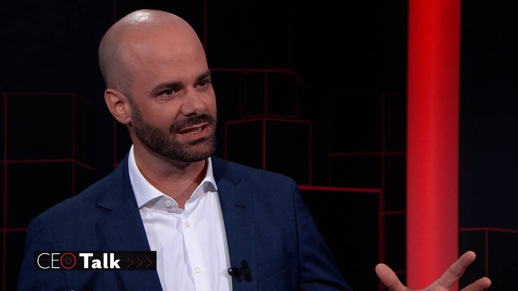 7 Fragen an Janssen-CEO Urs Vögeli