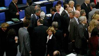 Abgeordnete des Bundestags (Archiv)