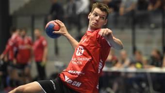 Maxime Bardet kam vor der Saison aus Yverdon nach Endingen. Gegen die alten Kollegen traf Bardet im Cup fünf Mal.