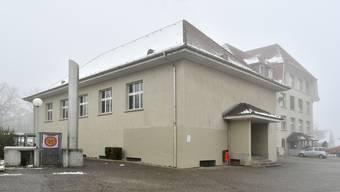 Erhält neue Toiletten und Duschen: die Mühlematt-Turnhalle.