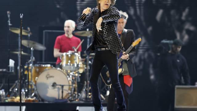 Im Herbst werden die Rolling Stones ihre Tournee nachholen (Archiv)