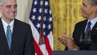 Denis McDonough ist Präsident Obamas neuer Stabschef