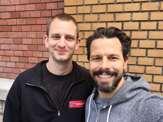 Andreas Kunz ist Lego-Sammler und Präsident von SwissLUG
