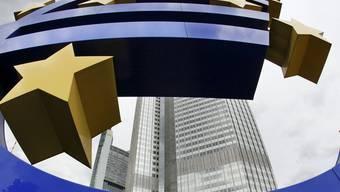 Unter dem neuen Präsidenten Mario Draghi schraubt die EZB ihre Staatsanleihenkäufe zurück (Archiv)