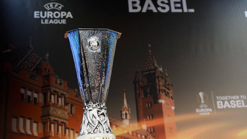 In Nyon wurden am Freitagmittag die Viertelfinals der Europa League ausgelost