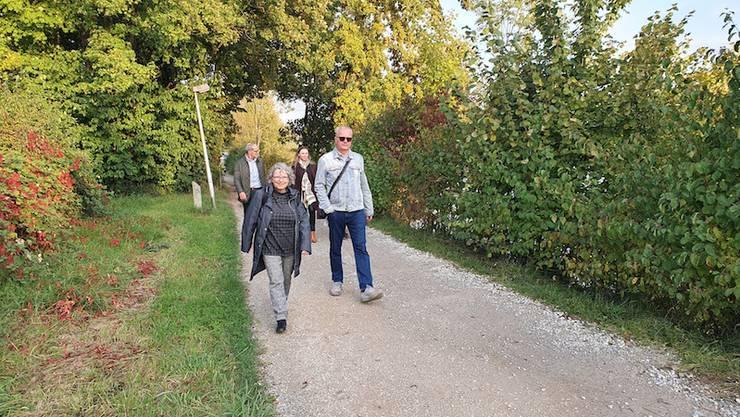 Gemütlicher Spaziergang zum Kloster Fahr
