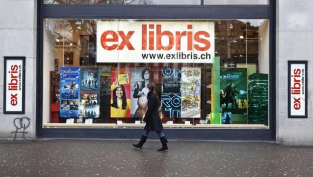 Das Filialnetz von Ex Libris wird bald massiv ausgedünnt.