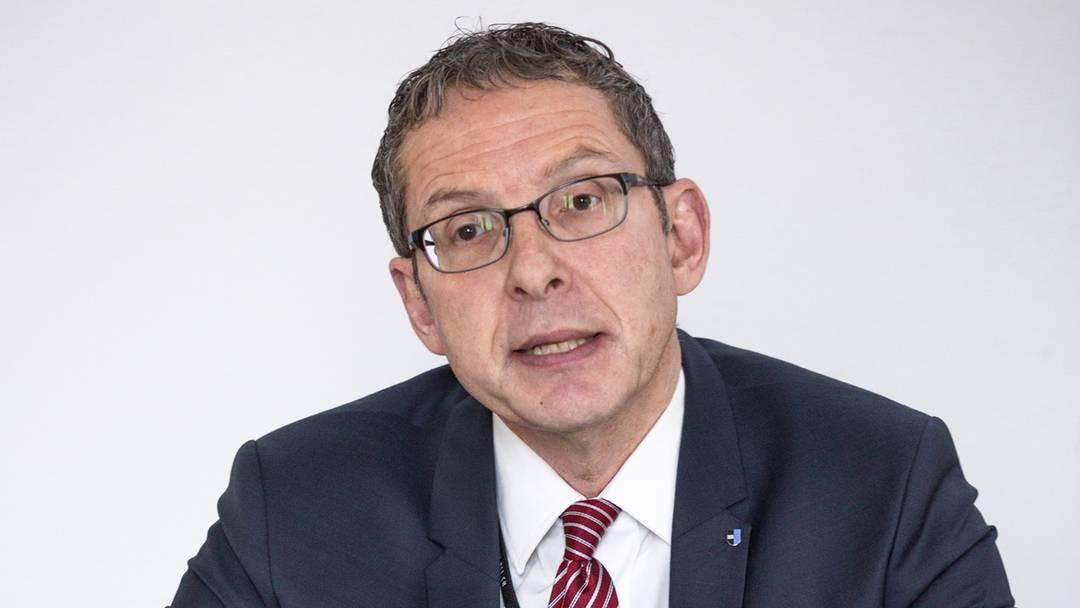 Interview mit Urs Hofmann zum Alstom-Verkauf