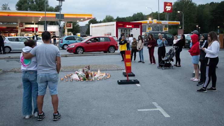 In Botkyrka südlich von Stockholm wurde im August ein zwölfjähriges Mädchen erschossen.