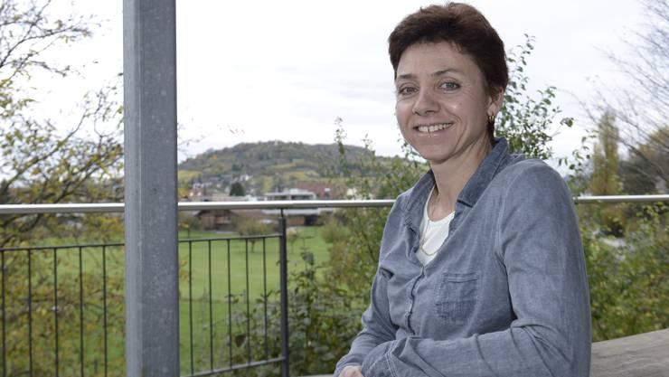 Die EVP stellt Christine Kaufmann als Kandidatin für die Regierungswahlen vom kommenden Herbst.