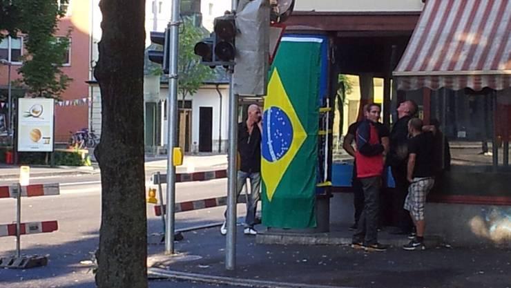 Ein Bild aus vergangenen Zeiten: Momentan ist die «Terrasamba»-Bar zu – ein Segen für die Anwohner.