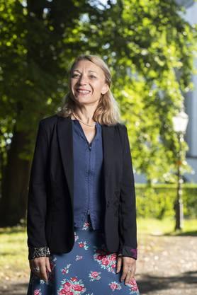 «Die KMU spielen für die Schweizer Wirtschaft eine ganz entscheidende Rolle»: Nationalrätin Yvonne Feri, Kandidatin für den Aargauer Regierungsrat.