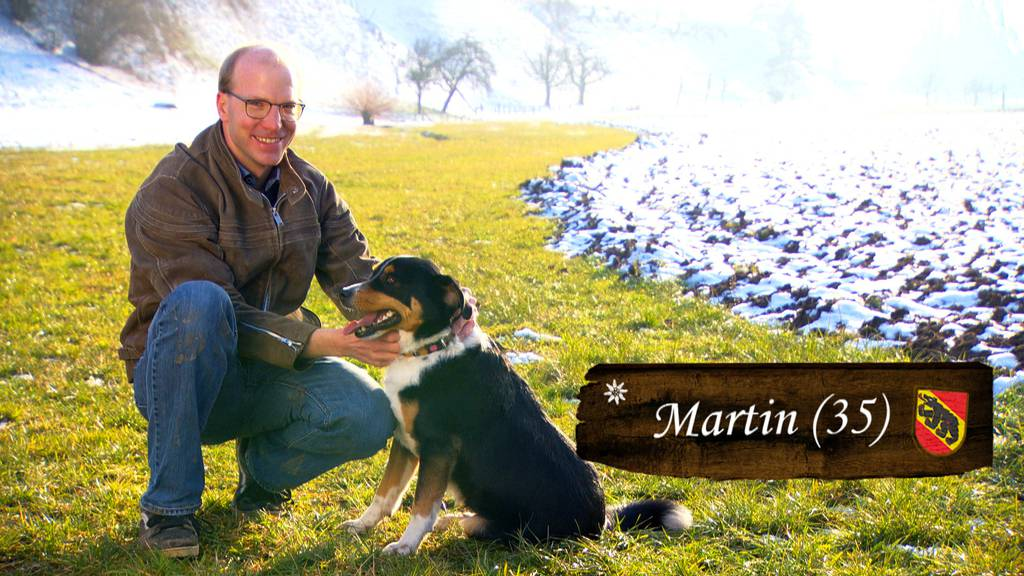 BAUER, LEDIG, SUCHT... ST15 - Portrait Martin (35)