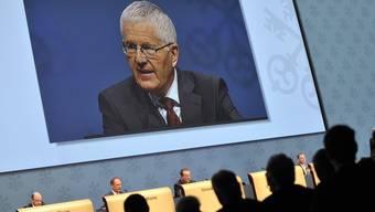 Villiger zu den Aktionären: Décharge-Antrag war «politisch unklug»