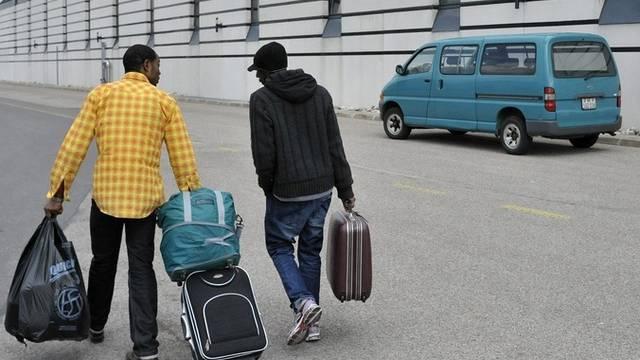 Die Zahl der Asylgesuche hat 2012 zugenommen (Archiv)