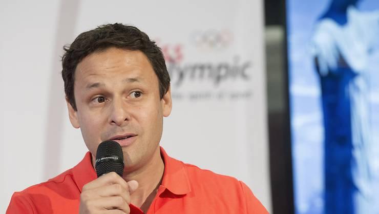 Zufriedener Delegationsleiter nach sieben Medaillen in Rio de Janeiro: der Schweizer Chef de mission Ralph Stöckli