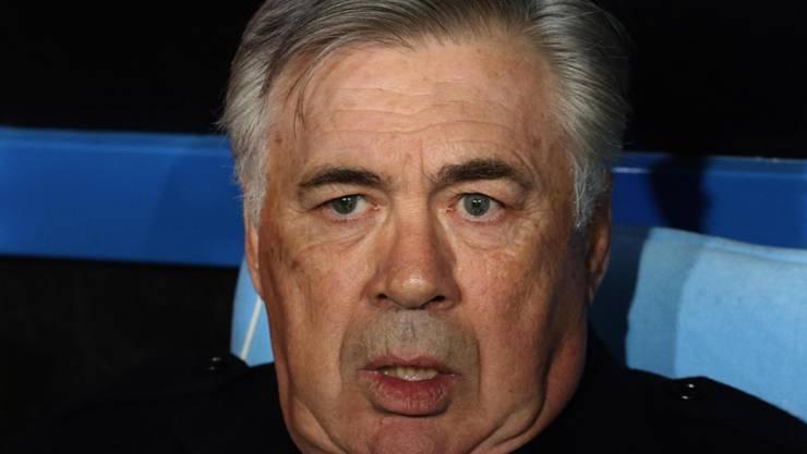 Carlo Ancelotti ist nicht mehr Trainer von Napoli