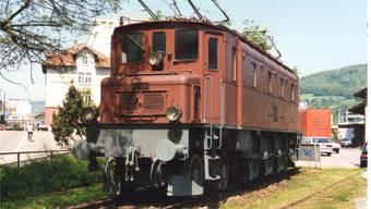 Die Badener Denkmal-Lokomotiven