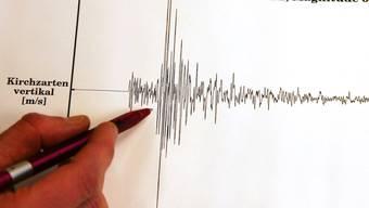 In der Nacht auf Sonntag hat eine Erdbeben mit Stärke 4.1 den Raum um die Stadt Norcia in der mittelitalienischen Region Umbrien erschüttert. Das Epizentrum lag zwischen Norcia und Arquata, beide Städte waren bei einem Erdbeben 2016 zerstört worden. (Symbolbild)