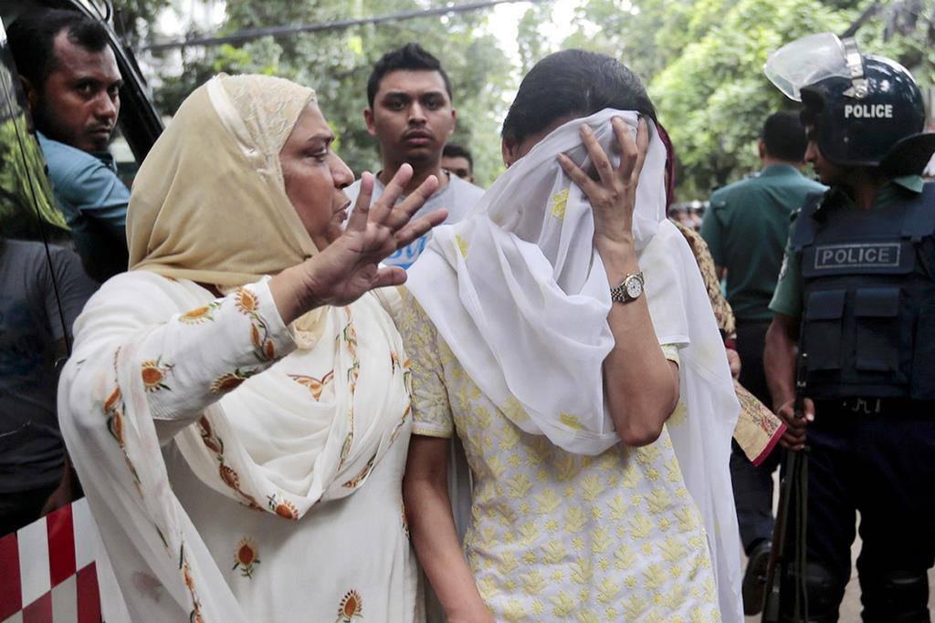 Geiseldrama in Bangladesch (© Keystone)