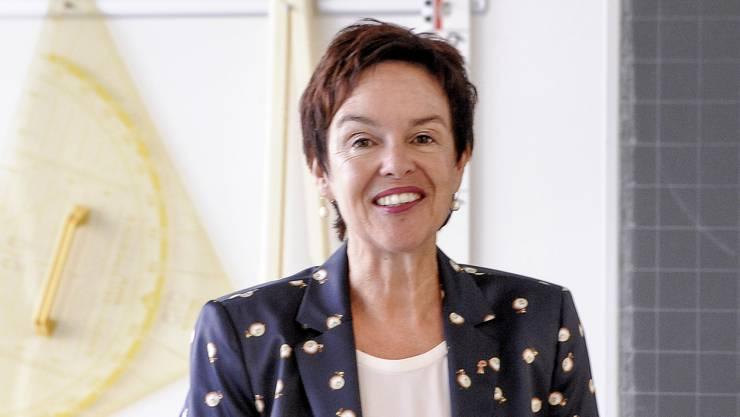 Monica Gschwind, Vorsteherin der Baselbieter Bildungs-, Kultur- und Sportdirektion hofft auf die Kooperation der Gemeinden.