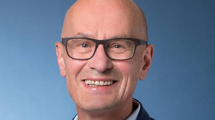 Martin Bahnmüller (FDP), Aarauer Einwohnerratskandidat.