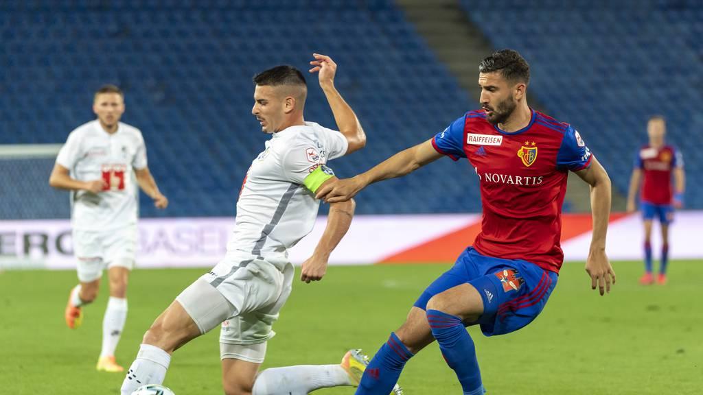 Der FC Luzern beendet Meisterschaft auf Platz 6