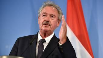 Der luxemburgische Aussenminister Asselborn hat kritisiert, dass der italienischen Innenminister Salvini heimlich ein Wortgefecht mit ihm bei einem EU-Ministertreffen aufnahm und das Video ins Internet stellte. (Archivbild)
