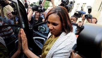 Ihre Anwälte hat Epstein nicht gefragt: Die Hotelangestellte Nafissatou Diallo.  ANDREW GOMBERT/keystone