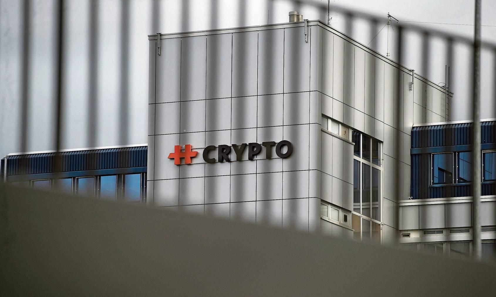 Plötzlich im Fokus des weltweiten Medieninteresses: Der Hauptsitz der Crypto AG in Steinhausen im Kanton Zug.