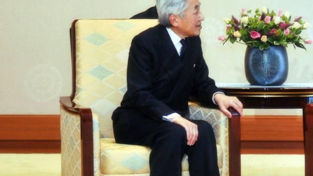 Japans Kaiser Akihito hat sich gut erholt
