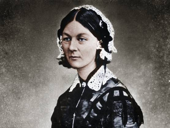 Vor 200 Jahren kam Florence Nightingale zur Welt. Sie gilt als eine Pionierin der Pflege.
