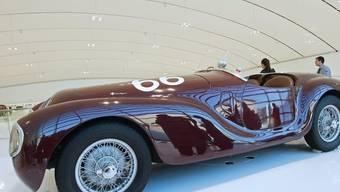 Ein Schrein für die Kultmarke: Das Ferrari-Museum in Modena