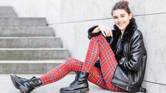 Vivienne Oesch Switzerland's Next Topmodel