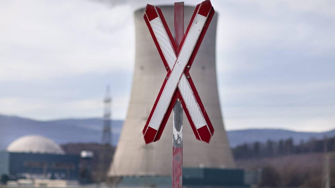 Grüne Initiative will verbindliche Abschalttermine für Schweizer Atomkraftwerke