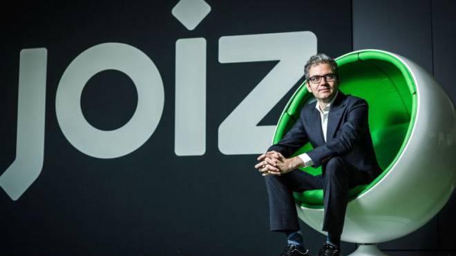 Er kam vom SRF und hat vor fünf Jahren den Jugendsender Joiz gegründet: CEO Alexander Mazzara. Foto: Chris Iseli