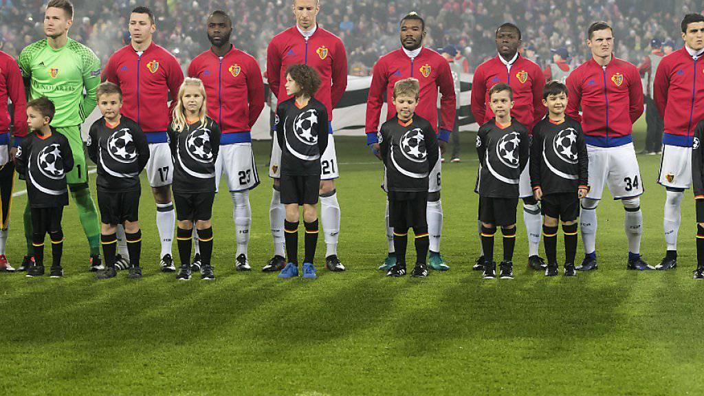 Nicht nur sportlich, auch finanziell läuft es beim FC Basel derzeit ausgezeichnet