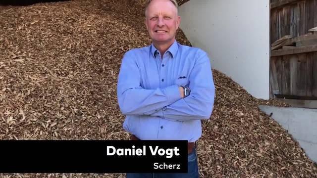 Daniel Vogt — Aargauer Bauer 2018