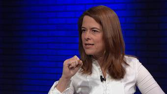 "FDP-Präsidentin Petra Gössi äussert sich im ""SonnTalk"" zum Rahmenabkommen."