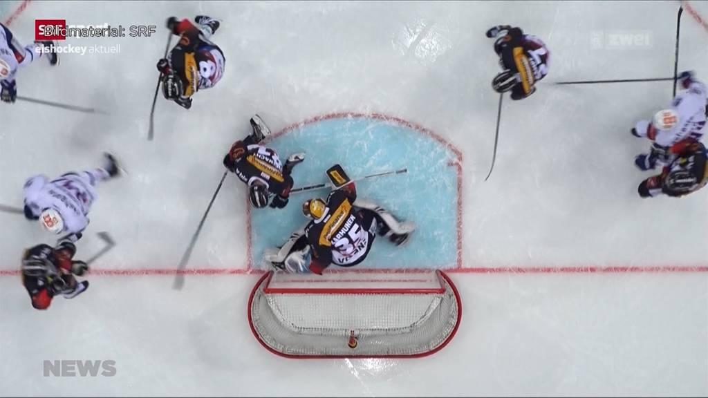 Eishockey: Definitiv keine neuen Meister